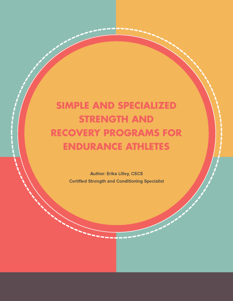 Erika Lilley Sports Performance Certified Strength And